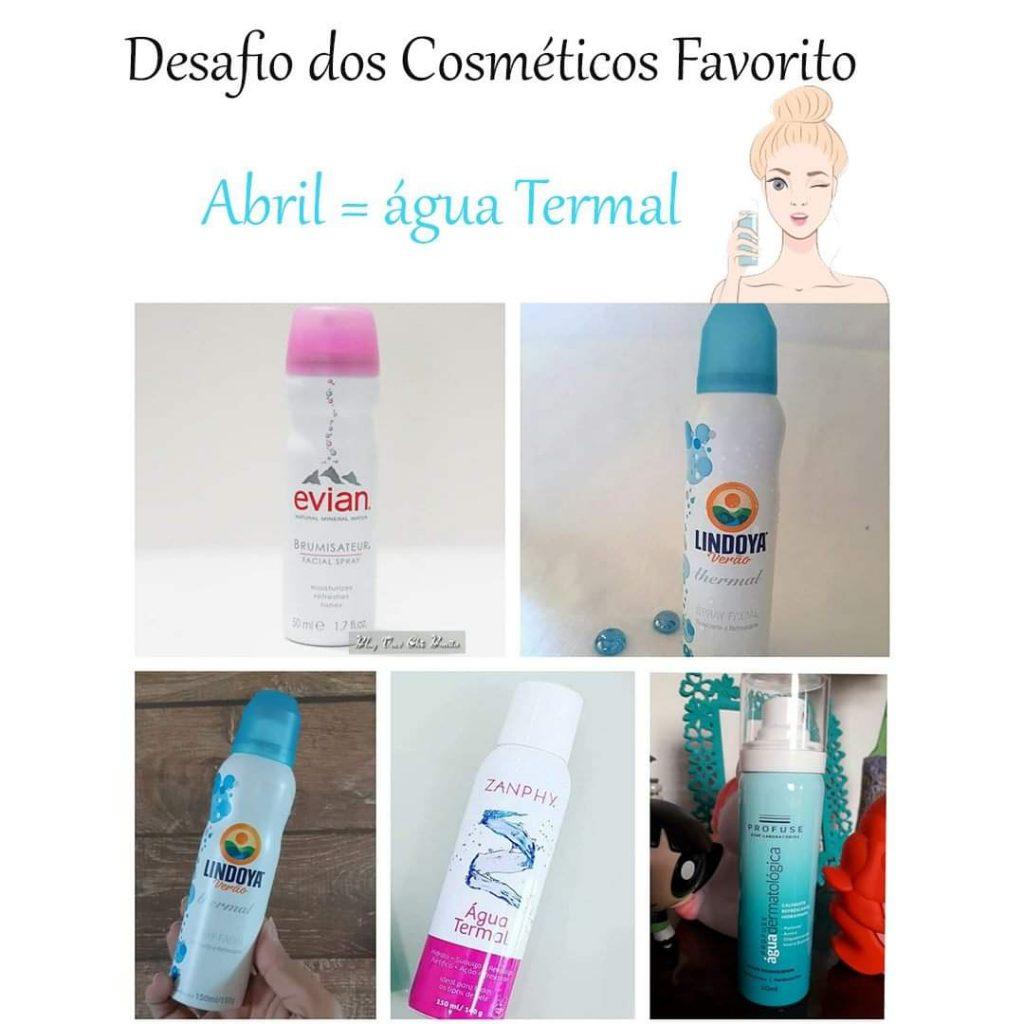 desafio cosmeticos